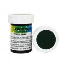 Гель-фарба Base Color Chefmaster Forest Green 28грам